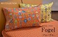 【フォーゲル】枕カバー ピロケース  単品 M 43x63 北欧調 新生活 ジオメトリック カラフル
