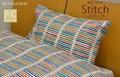 【ステッチ】枕カバー ピロケース  単品 M 43x63 北欧 新生活 日本製