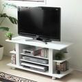 TV台 テレビ台 テレビボード シンプル コンパクト ロータイプ ホワイト