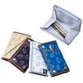 【ペンケース】<オロビアンコ>手帳やノートに挟めるコーナーベルト付き◆フラットタイプ