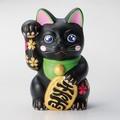 ◇母の日おすすめ◇職人の手書きです。日本製。■【招き猫/貯金箱/インバウンド】さくら招き猫