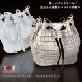 【日本製】クロコダイル ハンドバッグ/ショルダーバッグ(g-1706)(レディース クロコ ワニ) made in japan