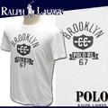 ◆お買い得春夏商材◆★SALE★POLO RALPH LAUREN ラルフ メンズ BBROOKLYN Tシャツ<ラスト3点>