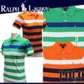 ◆お買い得春夏商材◆★大特価★POLO RALPH LAUREN BOYS ラルフ 鹿の子 ポロシャツ<女性対応>