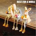 可愛い小動物の置物に癒される〜!!【REST FOR A WHILE】