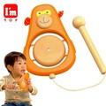 「知育玩具」(木のおもちゃ) I'mTOY「どうぶつ音楽会 モンキー」