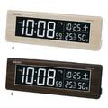 <インテリア・バラエティ雑貨><デジタル時計(掛置兼用)>セイコー seriesC3 交流式 デジタル電波時計