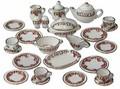 ミニチュア 陶器◆フルディナー&ティーシリーズ【ミニチュア食器・ドールハウス】