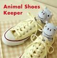 【靴の形をキープ!かわいい動物たちが毎日のシューズケアをお手伝い♪】アニマルシューズキーパー