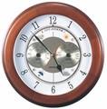 【お天気を予測する掛け時計】メロディ気象台・グランデ