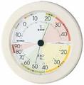 【快適・注意表示】高精度UD温・湿度計