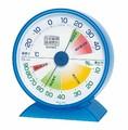 【快適・注意表示】生活管理温・湿度計