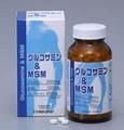 グルコサミン&MSM