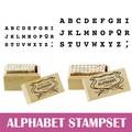 【即納可能】アルファベット スタンプセット(S)/(L)【クラフト】【ハンドメイド】