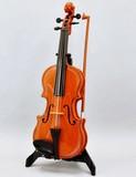 【3月21日から31日まで10%分引きセール!】【自動演奏バイオリン】ブラウン