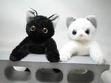 渡辺あきお「いっしょがいいね」ビーンズ猫 ミニサイズ追加