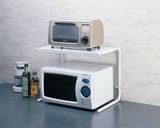 Microwave Oven Storage Space Change Kitchen Microwave Oven Rack Expansion Type