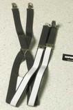 【モーニング・タキシード用】サスペンダー 巾2cm【日本製】