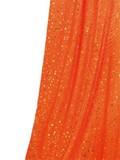 ★訳あり特価商品★ ハロウィン(装飾用品) スターサテンシート オレンジ