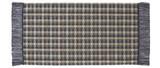 絹のテーブルセンター【石畳緞子】高度な西陣織の技術で古今東西の優れた文様を仕上げました。