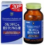 ◇グルコサミン&低分子ヒアルロン酸108G