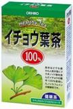 ◇NL ティ-100%イチョウ葉茶 2GX25H