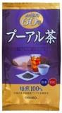 ◇徳用プーアル茶60包 3GX60H