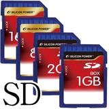 シリコンパワー SDカード/SDHCカード/SDXCカード