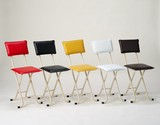 New Color Rack Scala Chair Folded Chair