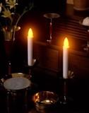 ■お盆の準備■◆神仏用品 火を使わないので倒れても安心◆ 安心のろうそく(小)【LED採用】