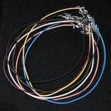 本革チョーカー(2mm)ネックレス