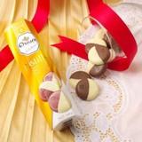 パステルロール・ミルク&ホワイトチョコ