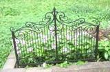 【ガーデン用品・フェンス】>Garden Low Fence エレガント