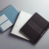 【ツインリングノート A4】<@NIFTYで紹介>アイデア整理や発想をサポートする ◆ KNOWLEDGE STOCK SERIES
