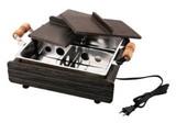 【ご家庭で本格的なおでんを♪】CS3-061214 電気保温式おでん鍋 田楽亭 割蓋