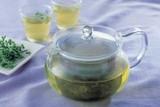 お茶の色を愉しむ急須です。茶々急須 CHJMN-70T