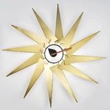 【人気商品】【ジョージ・ネルソン】タービンクロック 掛け時計  デザイナーズ家具 デザイン雑貨