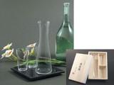 ◆◆大人気のうすはり◆◆ うすはり 酒器揃 木箱入【日本酒】