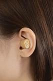 【耳の中にすっぽりコンパクト】 耳にすっぽり集音器2