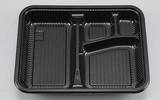 弁当容器 Z-256-1BS黒セット