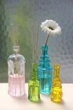☆SALE☆ガラス製フラワーベース ディフューザーや花瓶に【GRAND MALMAISON BOTTLE】マルメゾンボトル☆♪
