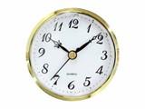 【オリジナルの時計を製作】はめ込み時計(キャロット) DK-2091