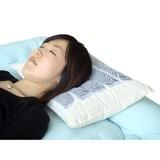 【直送可】【日本製 枕】洗える備長炭パイプ入りそば殻枕