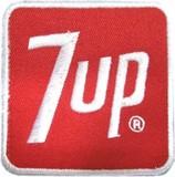 【SALE!7-UP★セブンアップ・パッチ/ワッペン】7-UP PATCH C