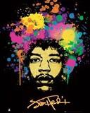 ■ポスター■400X500mm★Jimi Hendrix