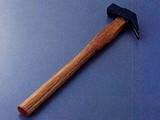 【日曜大工や工作に最適◎】木柄釘抜かなづち(大)