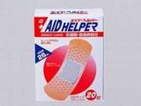 【ちょっと大き目の傷口に】エイドヘルパー20P 巾広タイプ