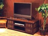 【直送可】【インテリア雑貨】 <バンブーファニチャー> TVボード(L) TV Station
