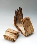 【キッチン】竹皮 10枚入り ひも付き