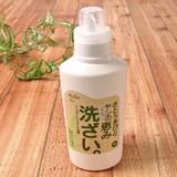 【ケミカルフリー洗剤】さとうきびとヤシの恵み洗ざい・500ml【その他】
